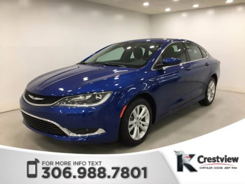 Used Chrysler 200 Limited V6 | Sunroof