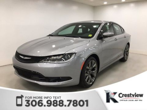 Used Chrysler 200 S V6 | Sunroof