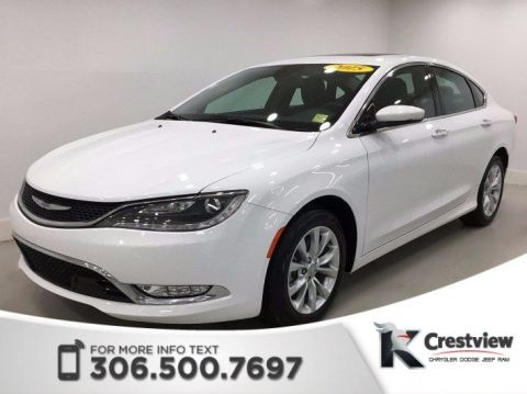 Used Chrysler 200 C FWD V6 | Sunroof | Navigation