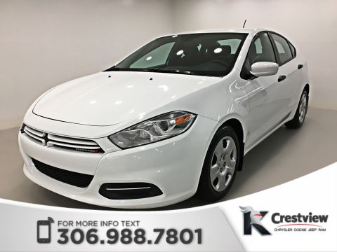 Used Dodge Dart SE