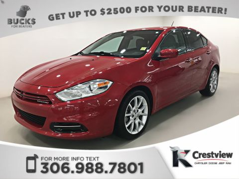 Used Dodge Dart SXT | Remote Start