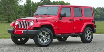New Jeep Wrangler Unlimited Smoky Mountain | Navigation