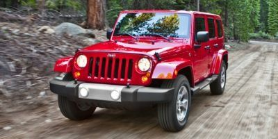 Certified Pre-Owned 2014 Jeep Wrangler Unlimited Sahara | Navigation | Remote Start