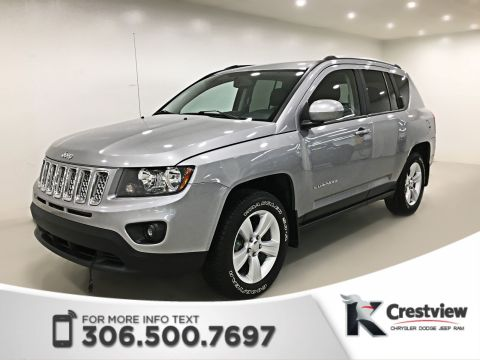 Used Jeep Compass North All Season 4x4 | Heated Seats | Remote Start
