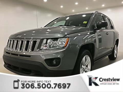 Certified Used Jeep Compass Sport 4x4