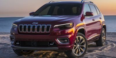 New 2019 Jeep Cherokee Trailhawk 4x4 V6 | Sunroof