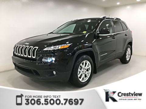 Used Jeep Cherokee North 4x4 V6 | Heated Seats and Steering Wheel | Remote Start