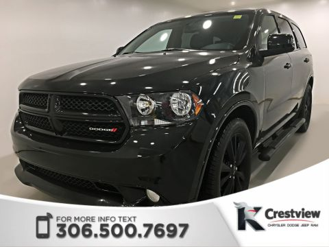 Used Dodge Durango SXT AWD | Navigation