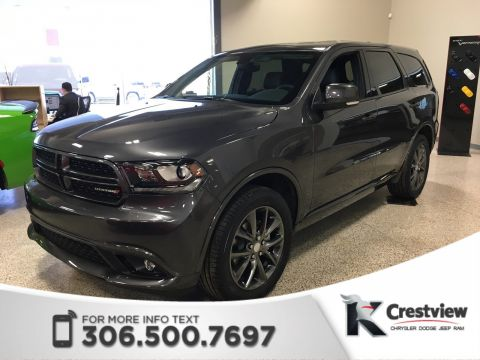 New Dodge Durango GT V6 | Leather | Sunroof