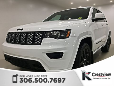 New Jeep Grand Cherokee Altitude IV V6 | Sunroof | Navigation