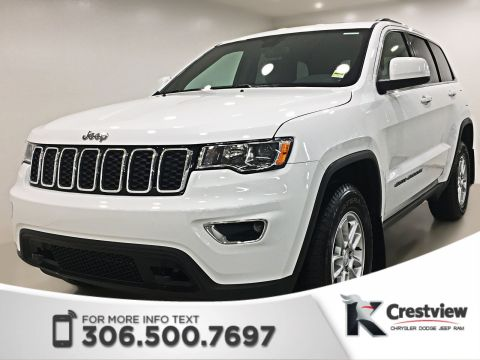 New Jeep Grand Cherokee Laredo V6 | Heated Seats and Steering Wheel | Sunroof | Remote Start