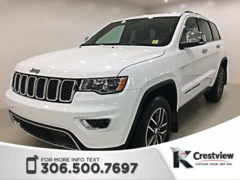 New Jeep Grand Cherokee Limited V6 | Sunroof | Navigation