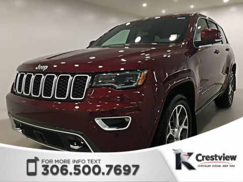 New Jeep Grand Cherokee Sterling Edition V6 | Sunroof | Navigation