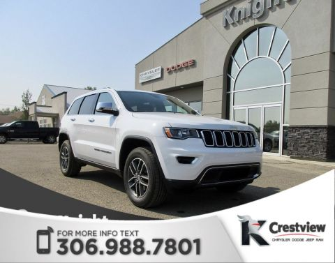 New Jeep Grand Cherokee Limited V6