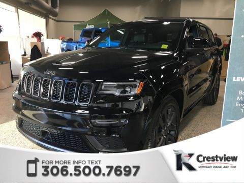 New Jeep Grand Cherokee High Altitude II V6 | Sunroof | Navigation | DVD