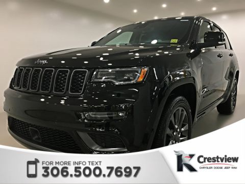 New Jeep Grand Cherokee Overland High Altitude II | Sunroof | Navigation