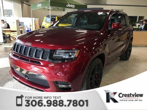 New Jeep Grand Cherokee SRT 6.4L Hemi | Sunroof | Navigation