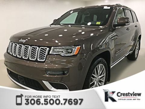 New Jeep Grand Cherokee Summit V6 | Sunroof | Navigation