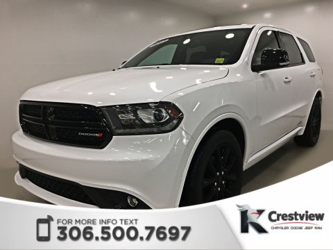 Certified Pre-Owned 2017 Dodge Durango R/T AWD | Sunroof | Navigation