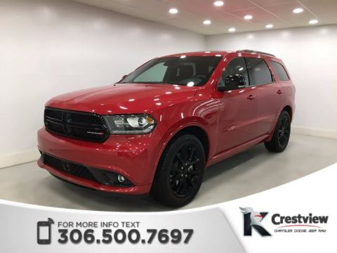 New Dodge Durango R/T AWD Blacktop | DVD | NAV | Sunroof
