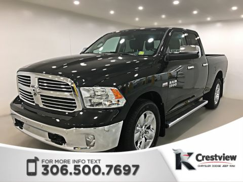Used Ram 1500 Big Horn Quad Cab | Heated Seats and Steering Wheel | Remote Start | 8.4 Touchscreen