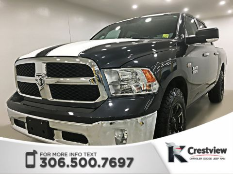 Used Ram 1500 SLT Crew Cab | Remote Start