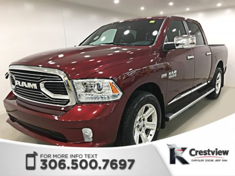 Used Ram 1500 Limited Crew Cab | Sunroof | Navigation