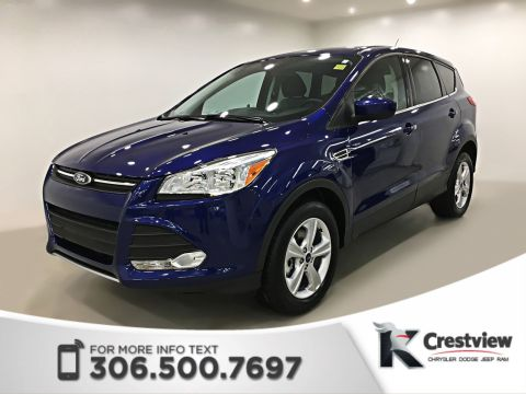 Certified Pre-Owned 2016 Ford Escape SE 4WD | Remote Start |