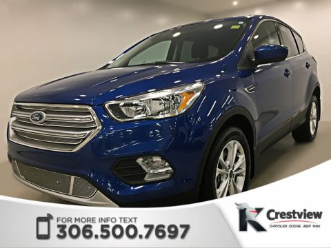 Certified Pre-Owned 2017 Ford Escape SE 4WD | Heated Seats | Remote Start