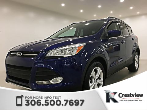 Certified Used Ford Escape SE 4WD | Heated Seats