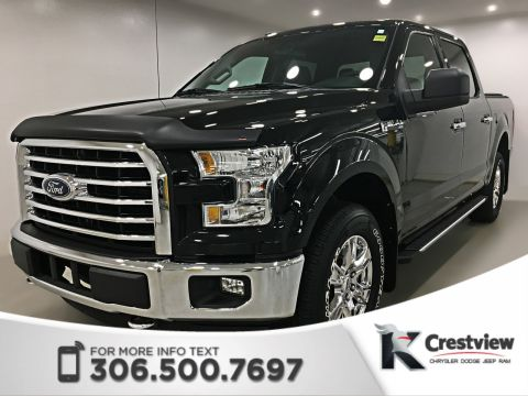 Certified Pre-Owned 2016 Ford F-150 XLT SuperCrew