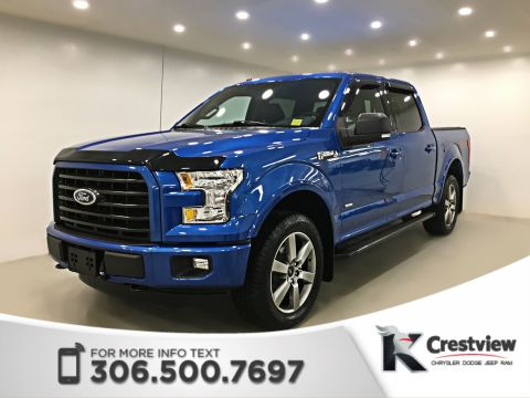 Used Ford F-150 XLT FX4 SuperCrew | Leather | Navigation