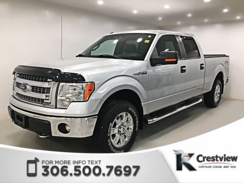 Used Ford F-150 XLT SuperCrew | Remote Start
