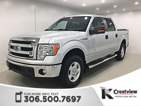 Used Ford F-150 XLT SuperCrew V6