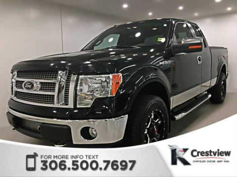Certified Used Ford F-150 Lariat SuperCab | Leather