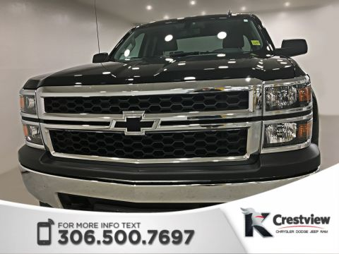Certified Used Chevrolet Silverado 1500 Work Truck Double Cab