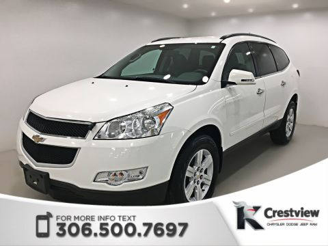 Used Chevrolet Traverse 1LT AWD