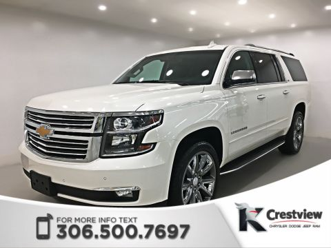 Used Chevrolet Suburban LTZ | Leather | Navigation | Remote Start