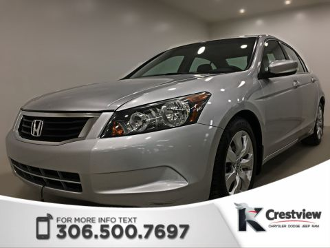 Pre-Owned 2008 Honda Accord Sdn EX | Sunroof