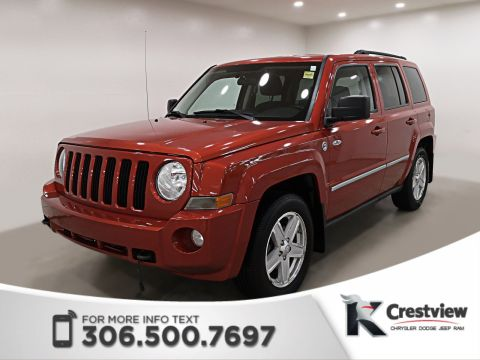 Pre-Owned 2010 Jeep Patriot North 4x4 | Heated Seats | Remote Start