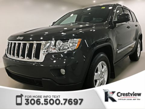 Certified Pre-Owned 2011 Jeep Grand Cherokee Laredo V6