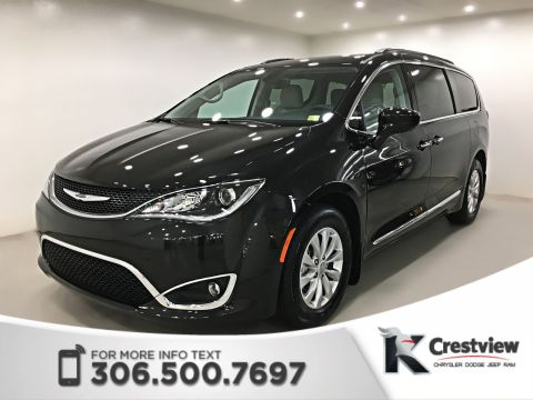 Used Chrysler Pacifica Touring-L Leather | Navigation