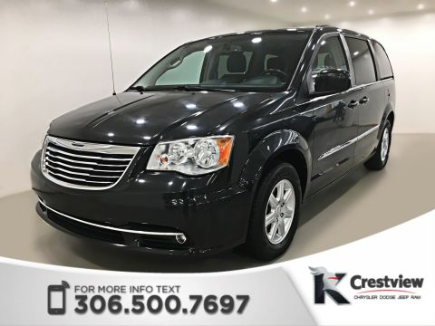 Certified Pre-Owned 2012 Chrysler Town & Country Touring | Sunroof | Navigation | DVD