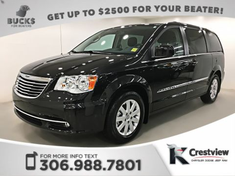 Used Chrysler Town & Country Touring | Heated Seats and Steering Wheel