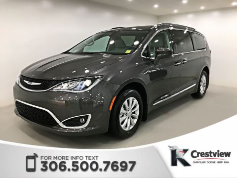 Used Chrysler Pacifica Touring-L | Leather
