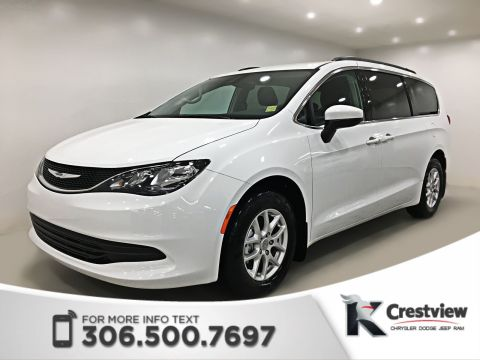 Used Chrysler Pacifica LX