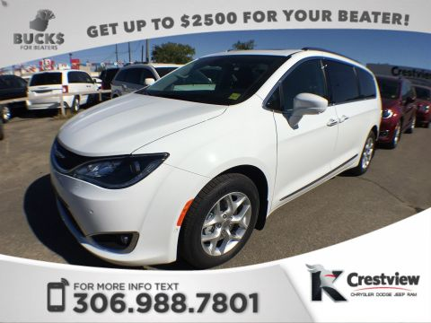 Used Chrysler Pacifica Touring-L Plus | Leather | Sunroof | Navigation | DVD
