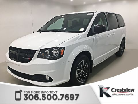 New 2018 Dodge Grand Caravan SXT Blacktop | DVD