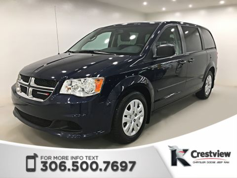 Used Dodge Grand Caravan SE Canada Value Package | Remote Start
