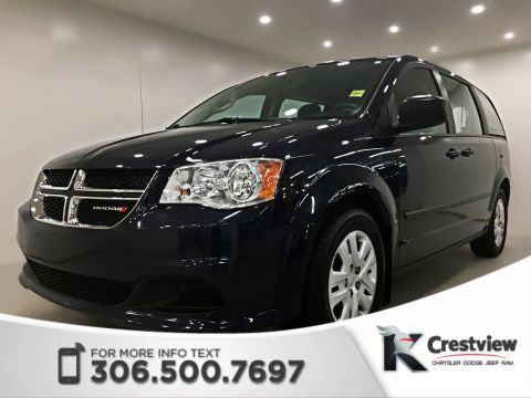 Certified Pre-Owned 2015 Dodge Grand Caravan Canada Value Package